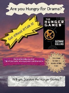 Hunger Games ad