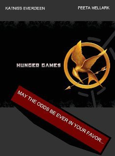 A Very Simple Hunger Games Poster