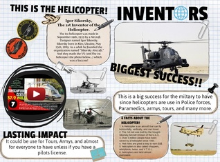 Inventor of the Helicopter!
