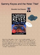 Sammy Keyes and the Hotel Thief's thumbnail