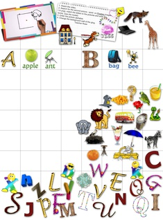 'Picture Alphabet for 3rd grade' thumbnail