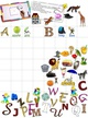 Picture Alphabet for 3rd grade thumbnail