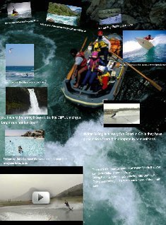 WATER SPORTS IN CHILE