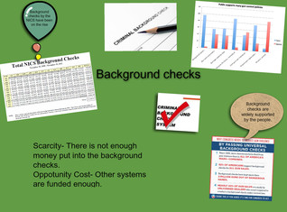 background checks for firearms