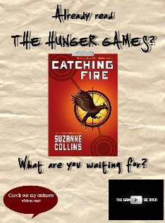 Book Talk--Catching Fire  A.Wille