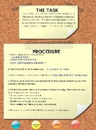 Webquest TASK and PROCEDURE's thumbnail