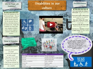Disabilities in our culture