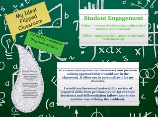 Dungee My Ideal Flipped Classroom