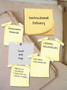Trans. page from Instructional Delivery's thumbnail