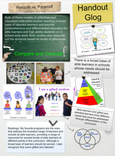 Gifted Education Models