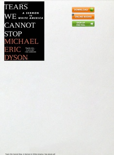 Download Tears We Cannot Stop Michael Eric Dyson ebook pdf mobi