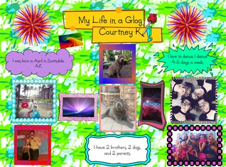 My Life in a Glog by Courtney K