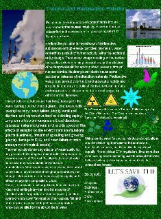 Thermal and Radiation Pollution