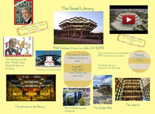 the unusualness of the geisel library