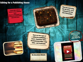 Editing for a Publishing House