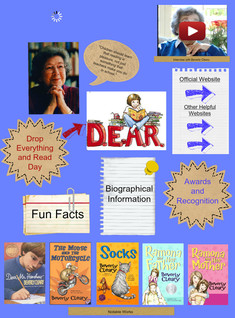Author Study: Beverly Cleary