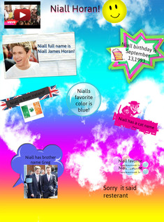 Facts about Niall Horan!