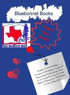 Bluebonnet Book Display