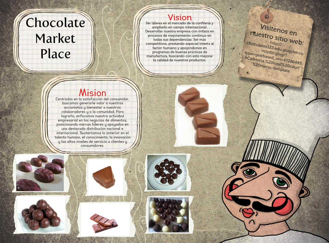 Chocolate Market Place