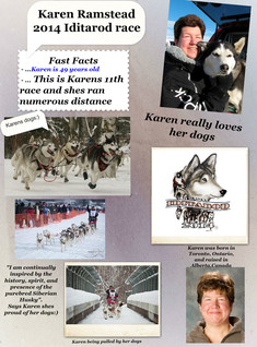 Karen Ramstead-Musher race 2014