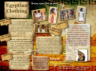Egypt clothing