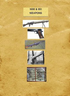 WWI & WWII WEAPONS