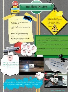 Dangers of Reckless Driving