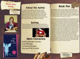 Book Report: Three Little Words