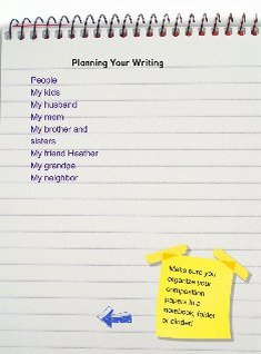 Planning Your Writing
