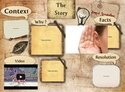 Digital Storytelling template's thumbnail