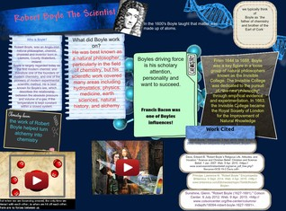 Robert Boyle The Scientist