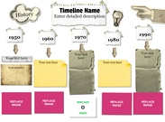 Timeline (Paper Stickers), Horizontal's thumbnail