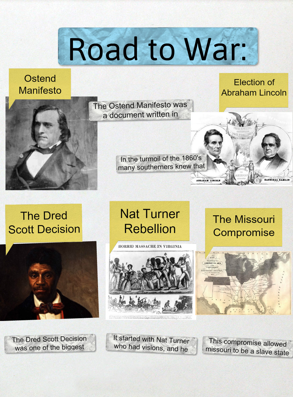 Road to War Part Two