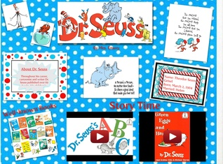 Author/Illustrator: Dr. Seuss