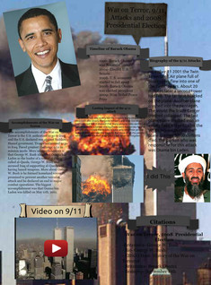 War on Terror, 9/11 and 2008 Presidential Election