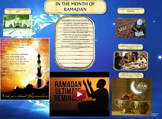 in the month of ramadan