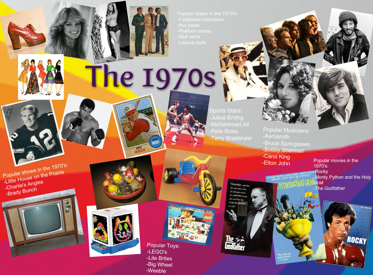 The 1970's