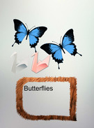 butterflies from iPad's thumbnail