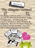 Glogster contest's thumbnail