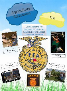 Agriculture Education and FFA