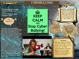 Cyberbullying- multimodel project