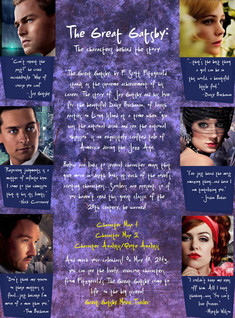 The Great Gatsby: The Characters Behind the Story