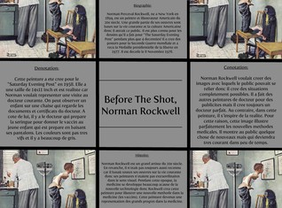Before The Shot - Norman Rockwell