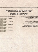 Professional Growth Plan's thumbnail