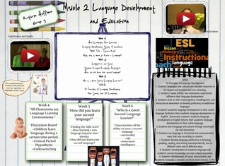 Module #2/Language Development Education