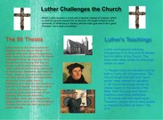 Luther Challenges the Church's thumbnail