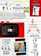 diary of a wimpy kid report's thumbnail