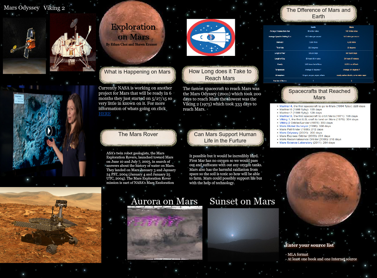 [2015] Ethan C (6th Earth Science 2015): Exlporation of Mars Ethan