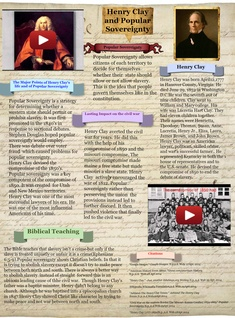 [2014] Grace Ortes (Lup US History per 7): Henry Clay and Popular Sovereignty