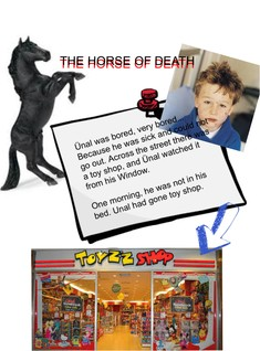 The Horse of DEATH